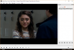 Media Player Classic Qute Theater screenshot 2