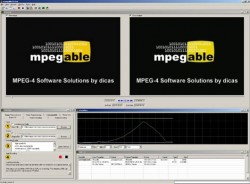 mpegable X4 live screenshot