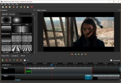 OpenShot Video Editor screenshot 2
