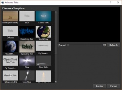OpenShot Video Editor screenshot 3
