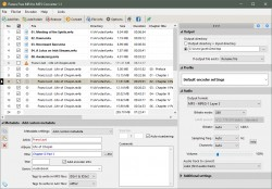 Pazera Free MP4 to MP3 Converter screenshot