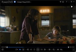 PowerDVD screenshot