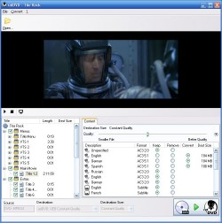 ratDVD screenshot