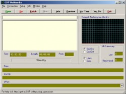 SDP MultiMedia screenshot