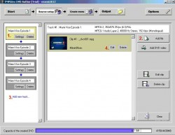 TMPGEnc DVD Author screenshot
