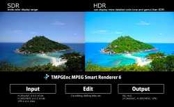 TMPGEnc MPEG Smart Renderer screenshot 2
