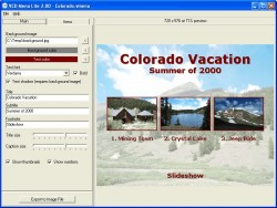 VCD Menu Lite screenshot