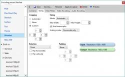 VidCoder 4 36 / 5 12 Beta Free Download - VideoHelp