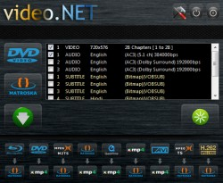 video.NET screenshot