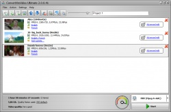ConvertXtoVideo screenshot