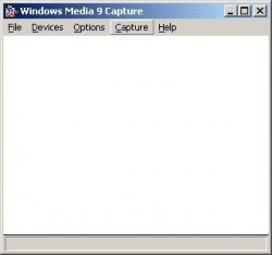 Windows Media Capture screenshot