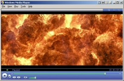 Windows Media Player screenshot