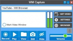 WM Capture screenshot