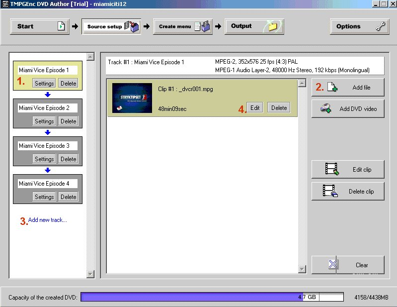 Tmpgenc dvd author 3 with divx authoring 3.1.2.176 crack