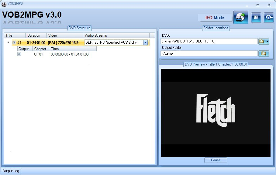 mpg a dvd freeware:
