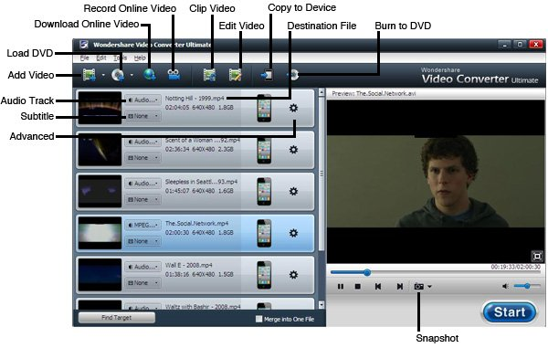 Key Features - All-in-One DVD Video Converter - Universal DVD and.