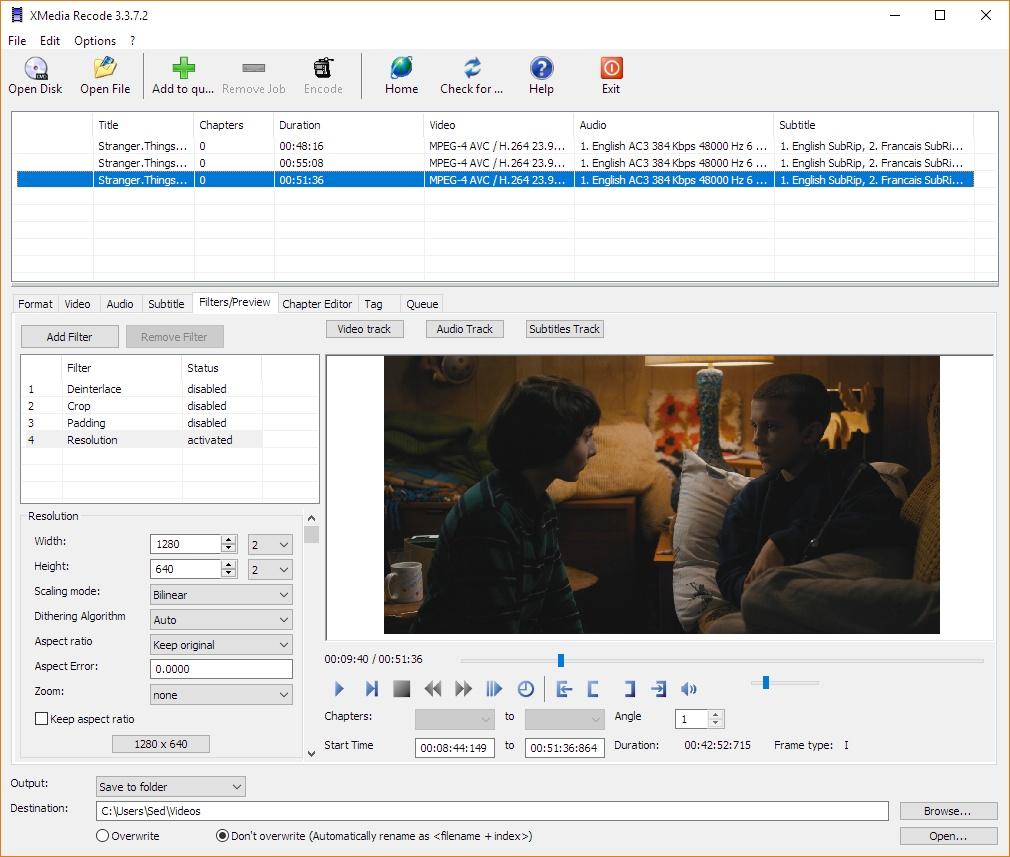 XMedia Recode 3.3.3.1